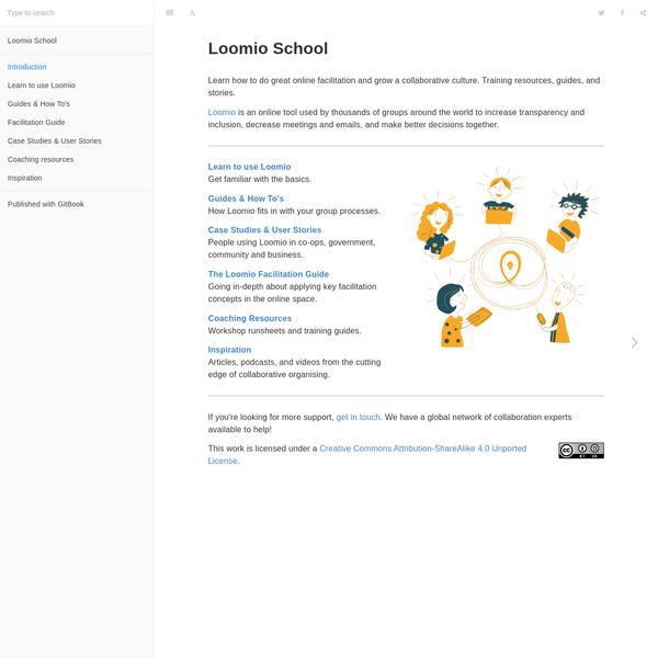 Introduction · Loomio School