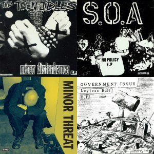 dischord discography, a playlist by Tom Redfern on Spotify