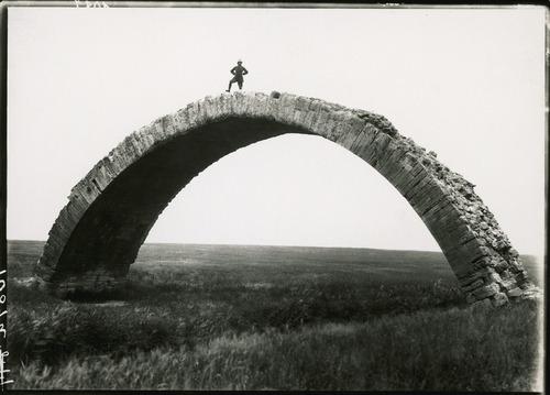 natgeofound: An ancient Roman bridge sp...