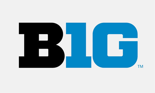 Michael Bierut — Big Ten