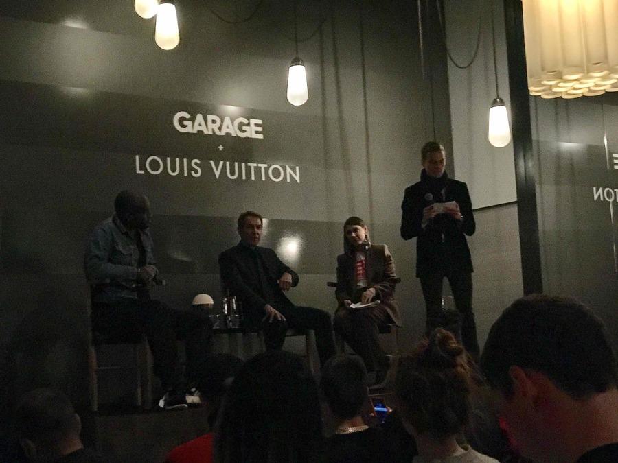 Virgil Abloh X Jeff Koons X Garage X Louis Vuitton