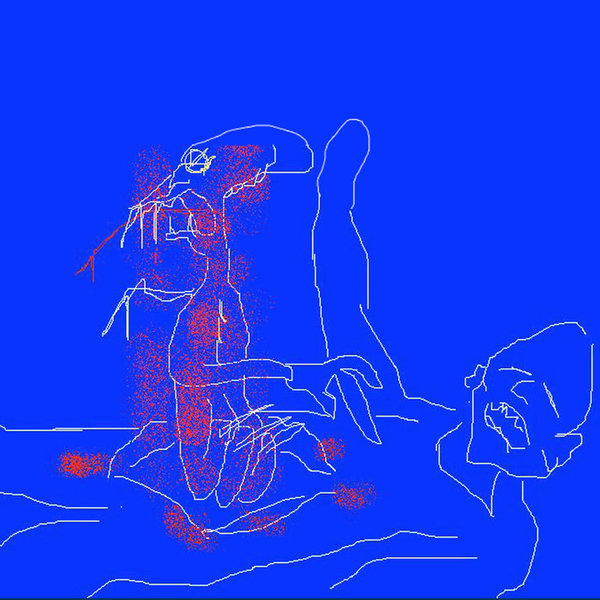Troll by James Ferraro, released 26 November 2017 1. hedonic prison 2. bio-sewer 3. cyber bile 4. dopaminergic precision 5. sedentary boils (disembodied salience)