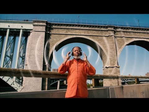 To celebrate the new record from Laraaji, All Saints Records commissioned Jake Moore and Oliver Rivard to make this film, following Laraaji as he explores, dances, and - most importantly - laughs his way through Central Park, High Bridge and other spaces in New York City, including the rooftop of his own Harlem apartment block.