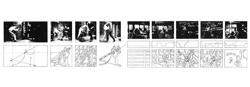 the manhattan transcripts by bernard tschum Abordaremos en el siguiente texto el caso de the manhattan transcripts (mt, 1976-1981) del arquitecto franco-suizo bernard tschumi, los cuáles no se pueden entender sin referirlos a sus contemporáneos screenplays (1976).