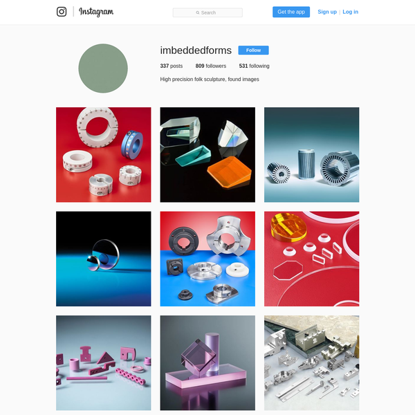 809 Followers, 531 Following, 337 Posts - See Instagram photos and videos from @imbeddedforms