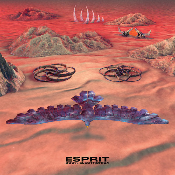 ESPRIT 空想 现代音乐 200% Electronica, released 17 November 2017 1. Secret 2. Warmpop 3. Seal 4. So Heavy You Can't Float 5. You're In Love 6. Its a Fast Driving Rave Up With ESPRIT 7. Flounder 202 8. Purity 202 9. Trip II The OC 10. Slow 2018 11.