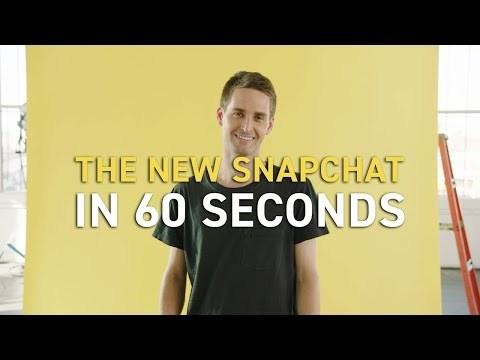 Evan Spiegel, co-founder and CEO, explains the new Snapchat update! Coming soon. Learn more at https://www.snap.com/en-US/news/post/introducing-the-new-snapchat/