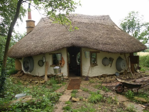 The Cob House. Built for just £150.
