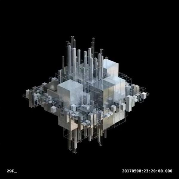 FIFE ™@29thfloor #lucidartist #digitalart #c4d #cinema4d #abstract #illustration #art #minimalism #motion #space #digital #cgi #mdcommunity #3d #lucidgraphics