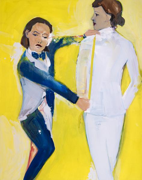 Becky Kolsrud, We Alter and Repair (Back), 2013