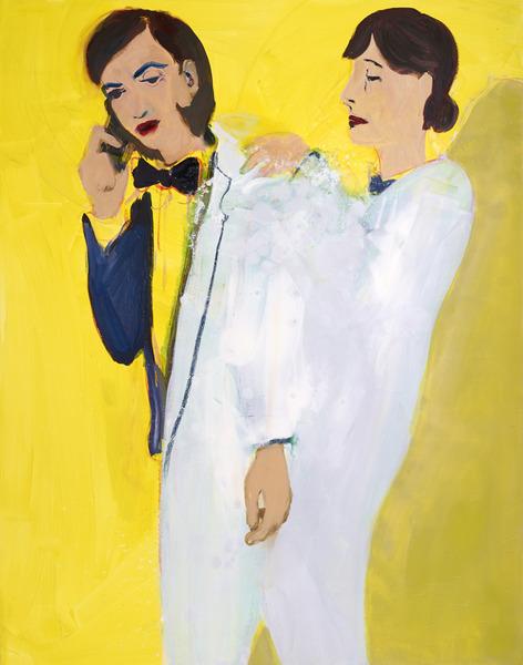 Becky Kolsrud, We Alter and Repair (Shoulders), 2013