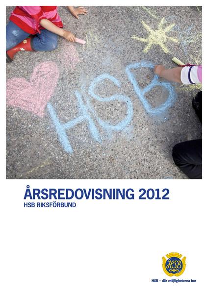 The last annual report 2012 (in Swedish)