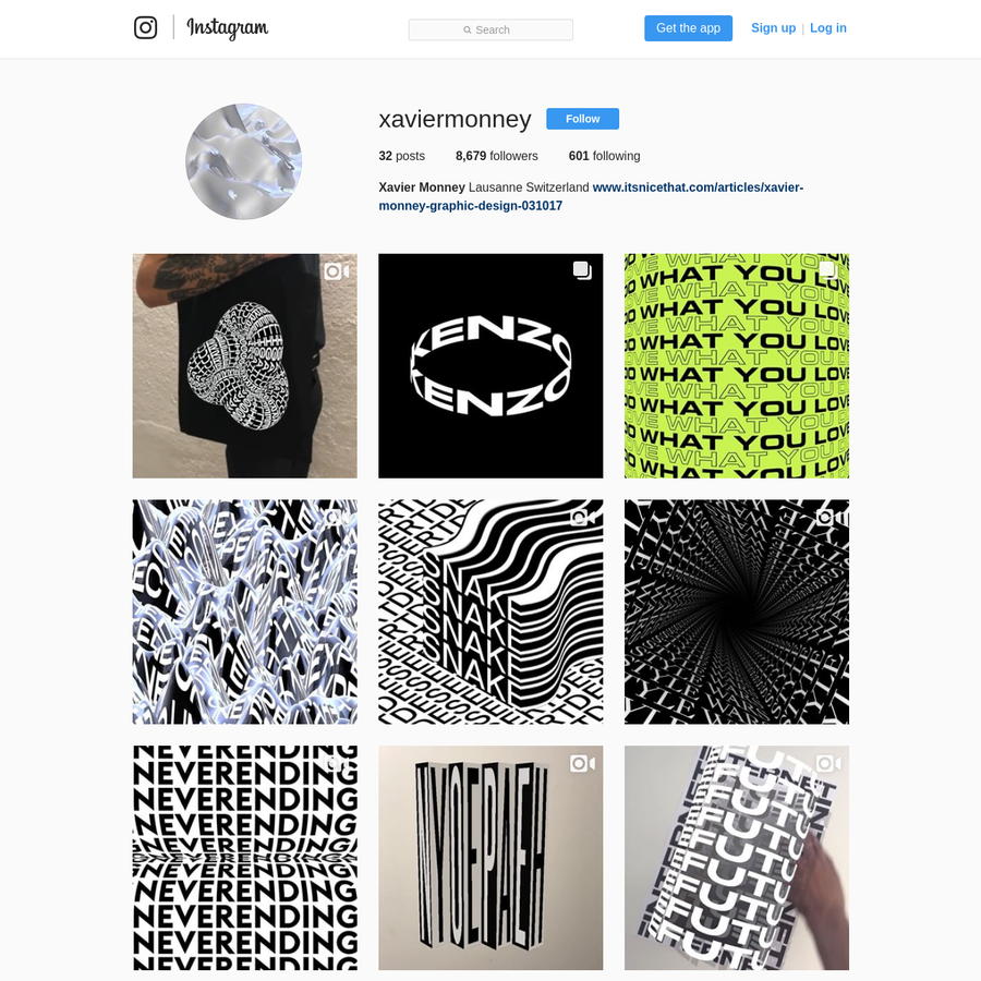 8,679 Followers, 601 Following, 32 Posts - See Instagram photos and videos from Xavier Monney (@xaviermonney)