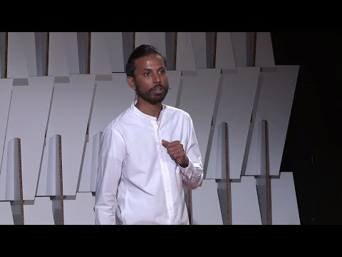 """Water is ubiquitous. Can we program water droplets to make art and perform biology? Udayan is a designer, artist, an experimental physicist, researcher at MIT, and CEO of Droplet.IO Inc. His work is underlined by the idea that """"computation is a way of understanding the universe""""."""