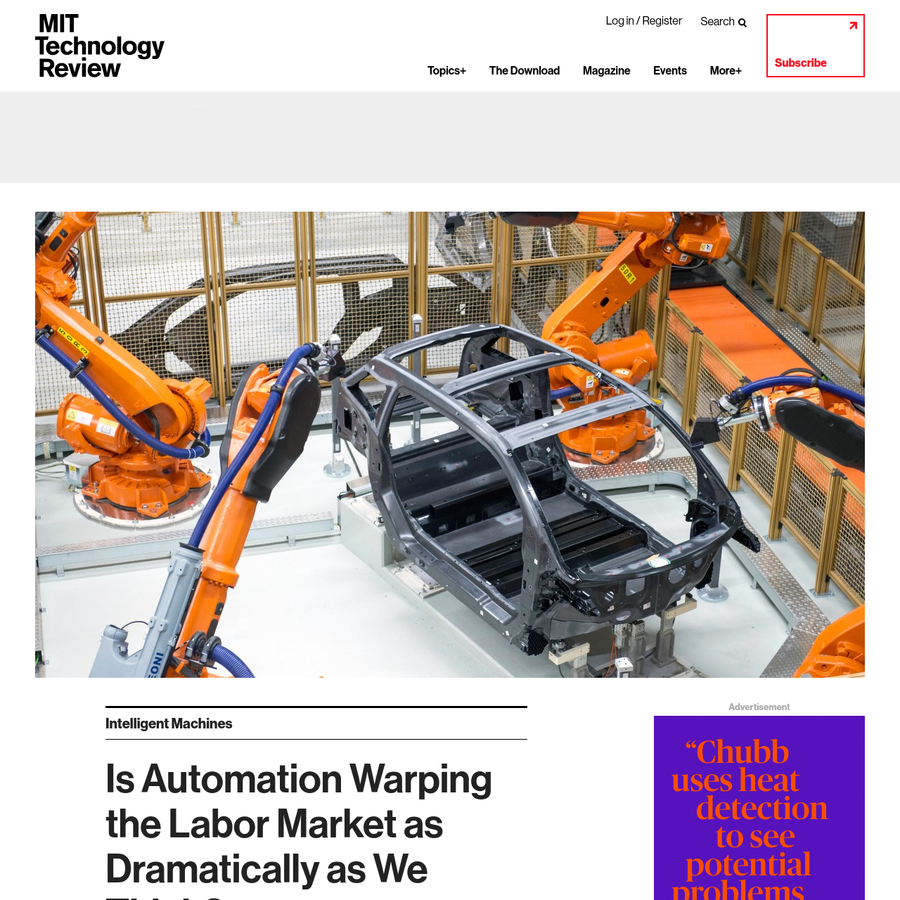 The received wisdom is that automation is stealing away jobs from humans-maybe quickly, maybe slowly, but stealing nonetheless. A new report attempts to provide a counter to that school of thought. An analysis of 165 years of U.S.