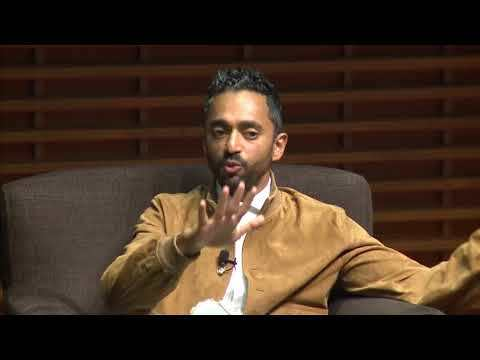 "During his View From The Top talk, Chamath Palihapitiya, founder and CEO of Social Capital, discussed how money is an instrument of change which should be used to make the world a better place. ""Money drives the world for better or for worse."