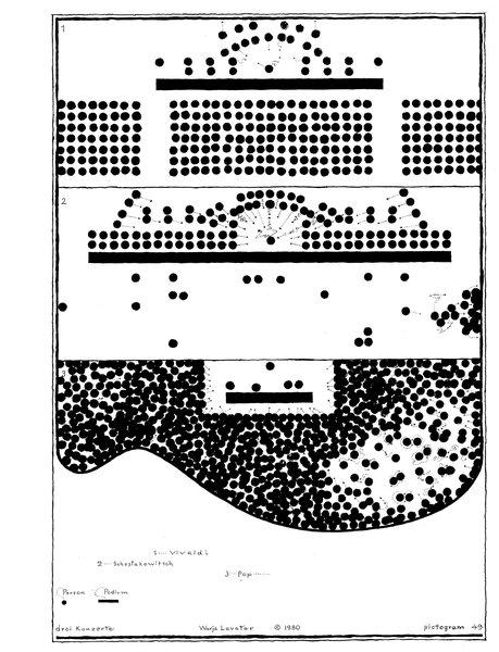 Warja Lavater - Pictogram 49 (1980)