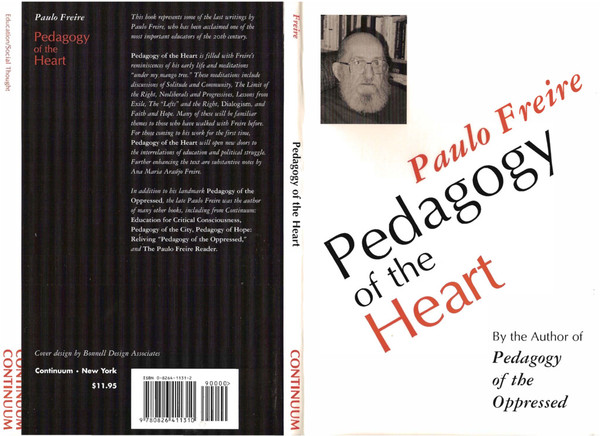 analysis of pedagogy of the oprpressed by paulo freire