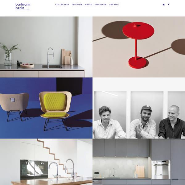 Bartmann Berlin - möbel / furniture