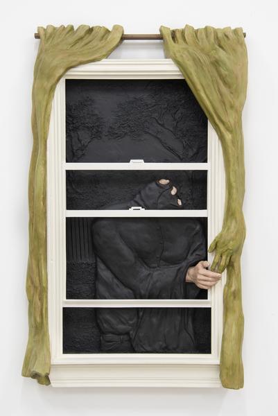 2017.12 Dan Herschlein: Art Basel Miami Beach,  The Comforter, 2017