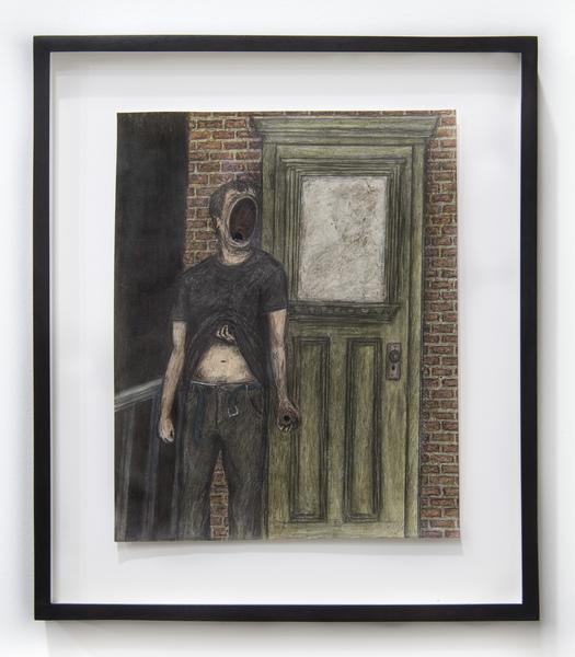 Dan Herschlein, The Kind Behind the Door, 2017