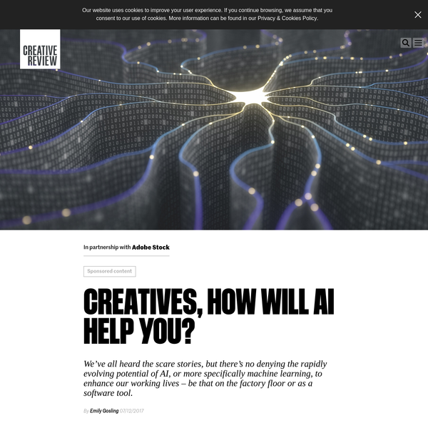 Creatives, how will AI help you? - Creative Review