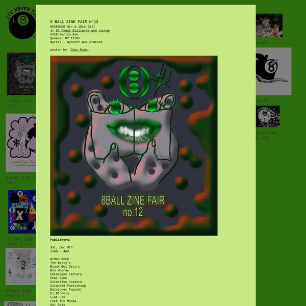 8 Ball Community