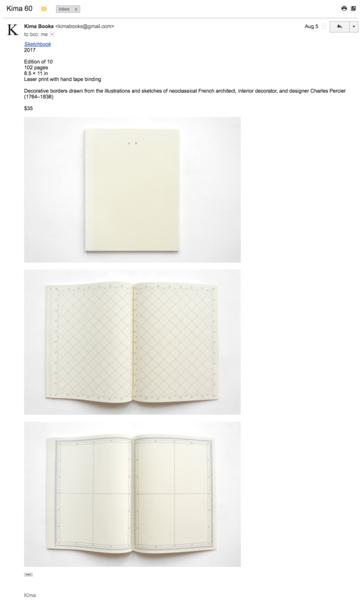 Kima 60, Kima Books