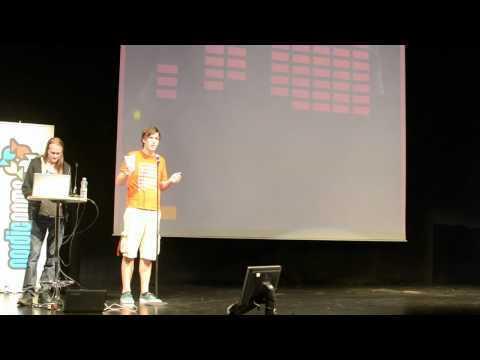 Juice it or lose it - a talk by Martin Jonasson & Petri Purho