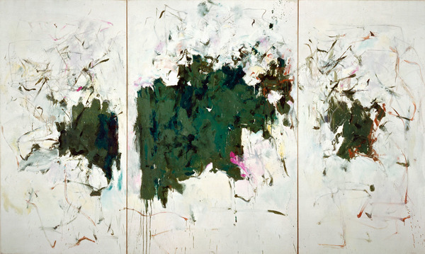 Joan Mitchell, La Grande Vallee XIV (For a Little While) (1983)