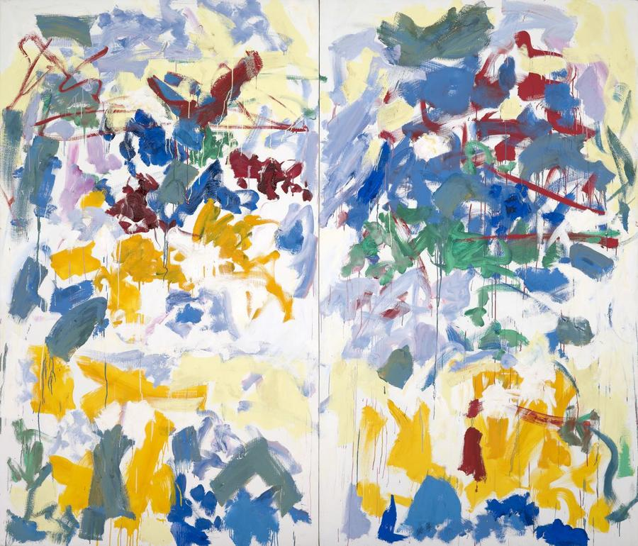 Joan Mitchell, Marge (1990)