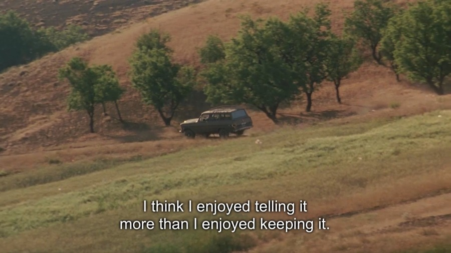 Abbas Kiarostami, _The Wind Will Carry Us_ (1999).