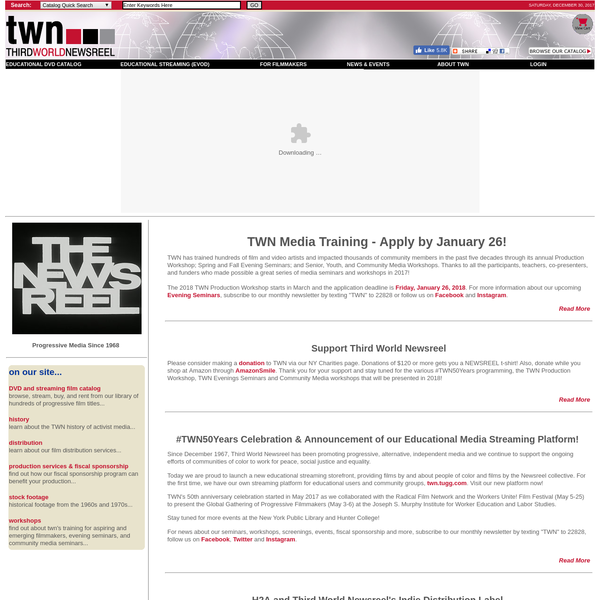 TWN - Third World Newsreel