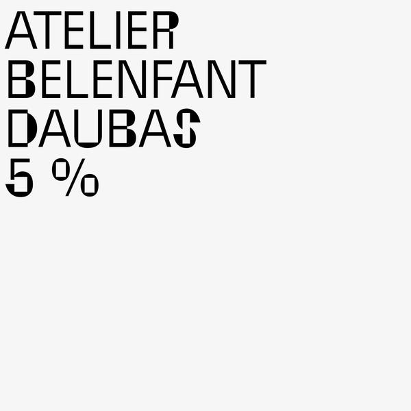 Atelier Belenfant Daubas | Architecture