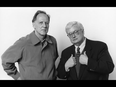 "On April 30, 1999, filmmaker Werner Herzog visited the Walker Art Center to conclude a monthlong retrospective of his films with a public dialogue with critic Roger Ebert. But before the conversation began, Herzog walked to center stage, alone, and addressed the crowd: ""Ladies and gentlemen, before we start this dialogue, I would like to make a statement."