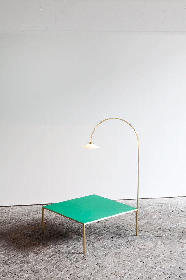 Low table lamp by Muller Van Severen