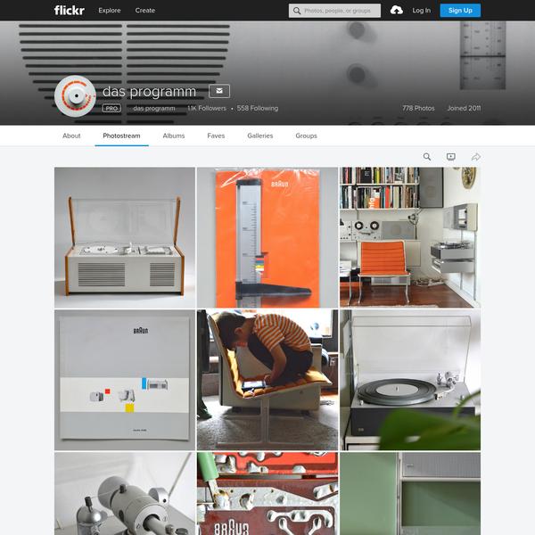 Explore das programm's 778 photos on Flickr!