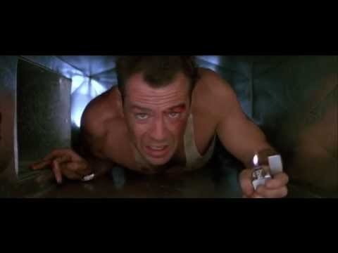 Die Hard - Come out to the coast, have a few laughs...