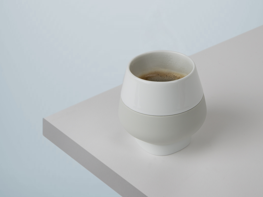 Coffee cup for Nestle by Carolien Niebling