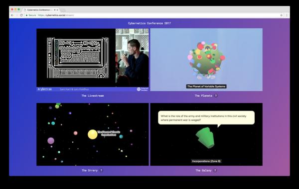 livestream & simulation