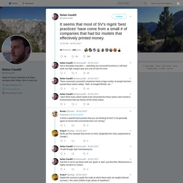 Nolan Caudill on Twitter
