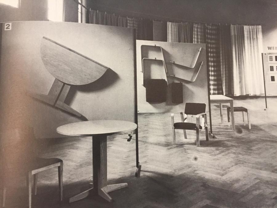 Bauhaus deconstructivism