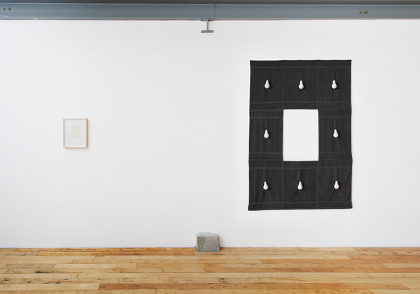 Within and Throughout, Installation view, 2013