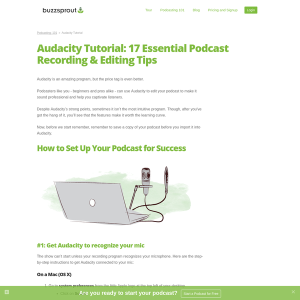 Whether you're just starting out or have been podcasting for years, this is the easiest way to host, promote, and track your podcast.