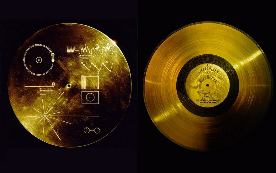 NASA — Golden Record