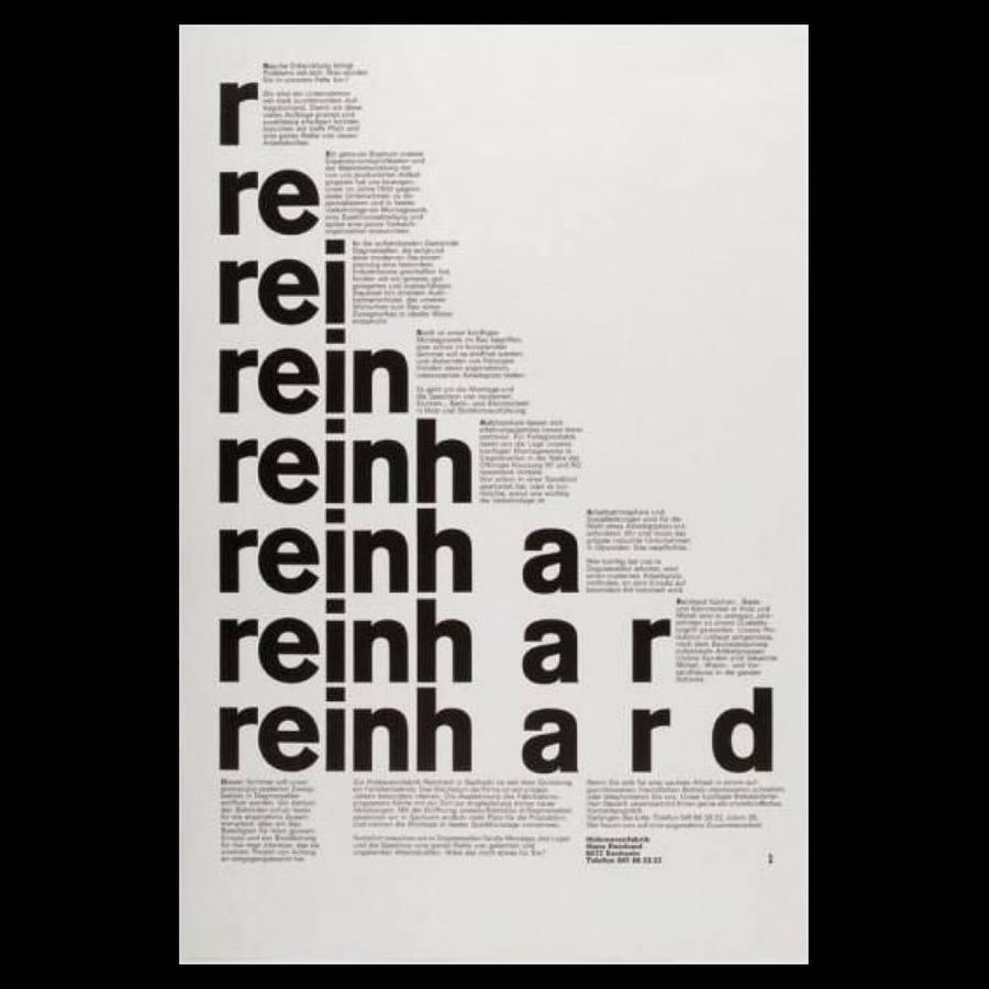 Work by Siegfried Odermatt