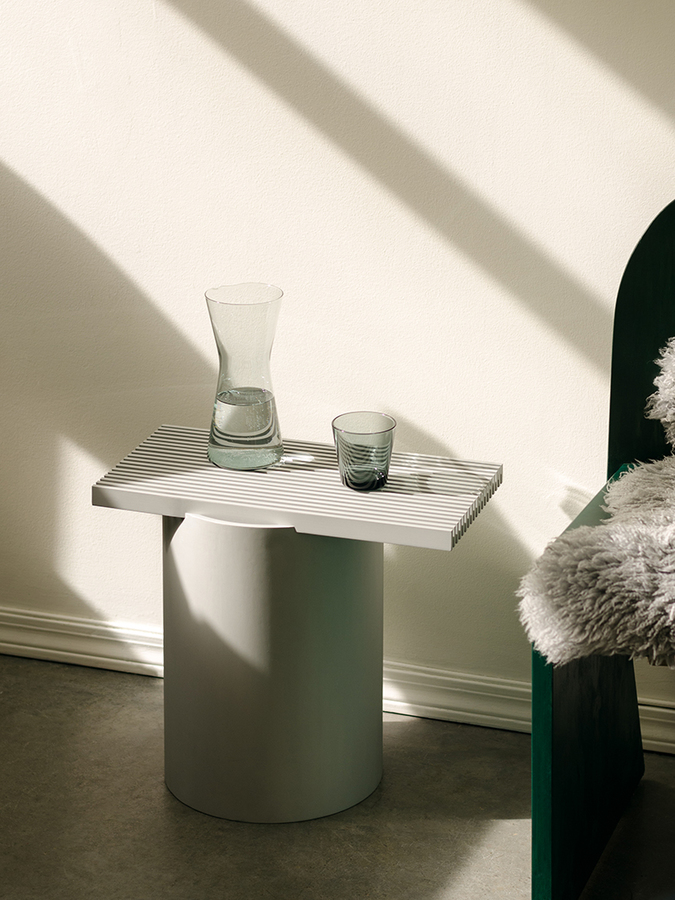 Vent Occasional table by Knauf and Brown