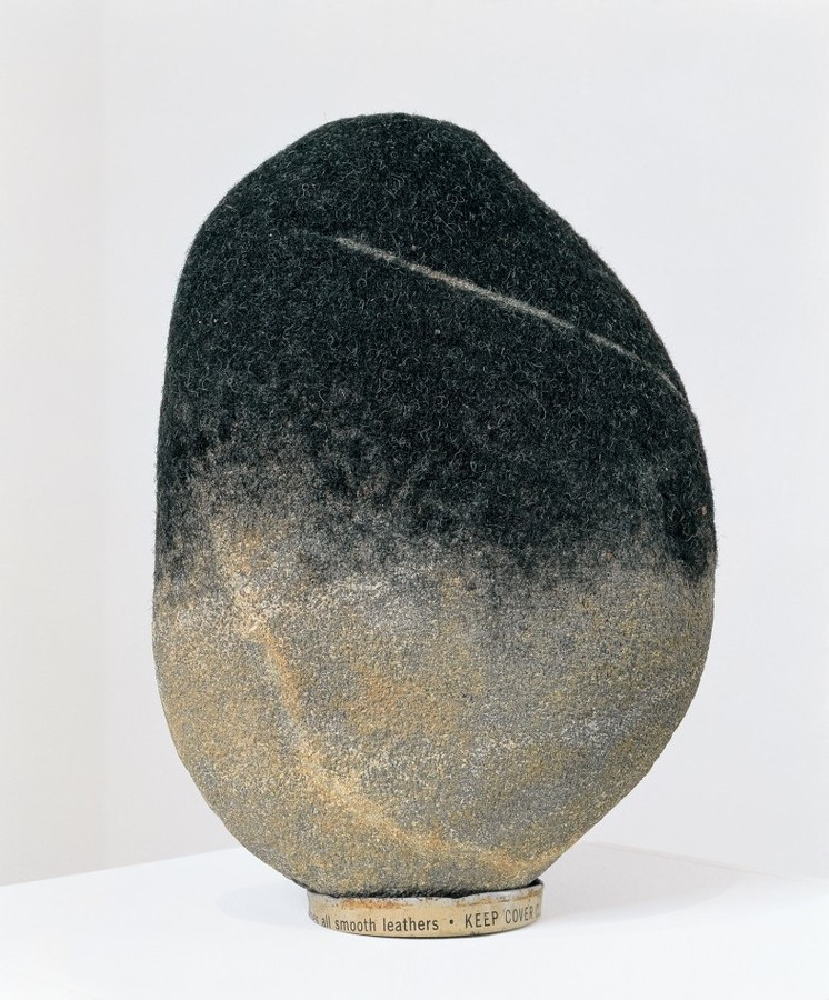 David Hammons 'Rock Head' 2000.jpg