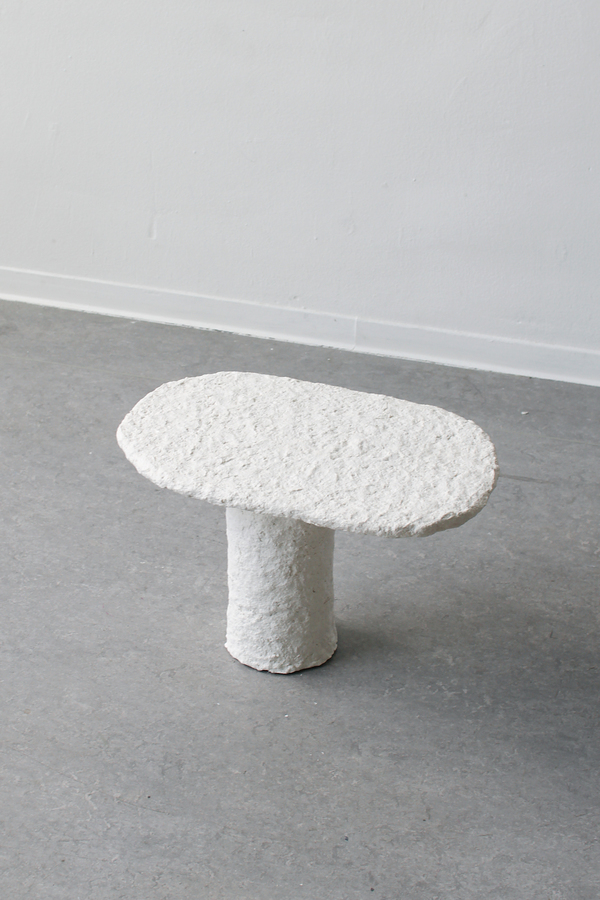 White Paper Clay objects by Sigve Knutson