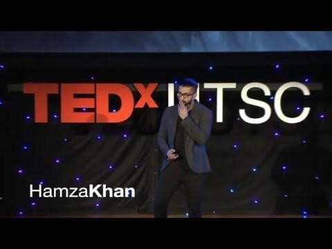 The Burnout Gamble | Hamza Khan | TEDxUTSC